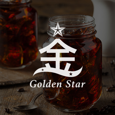 Grand Gold Star Blended Coffee
